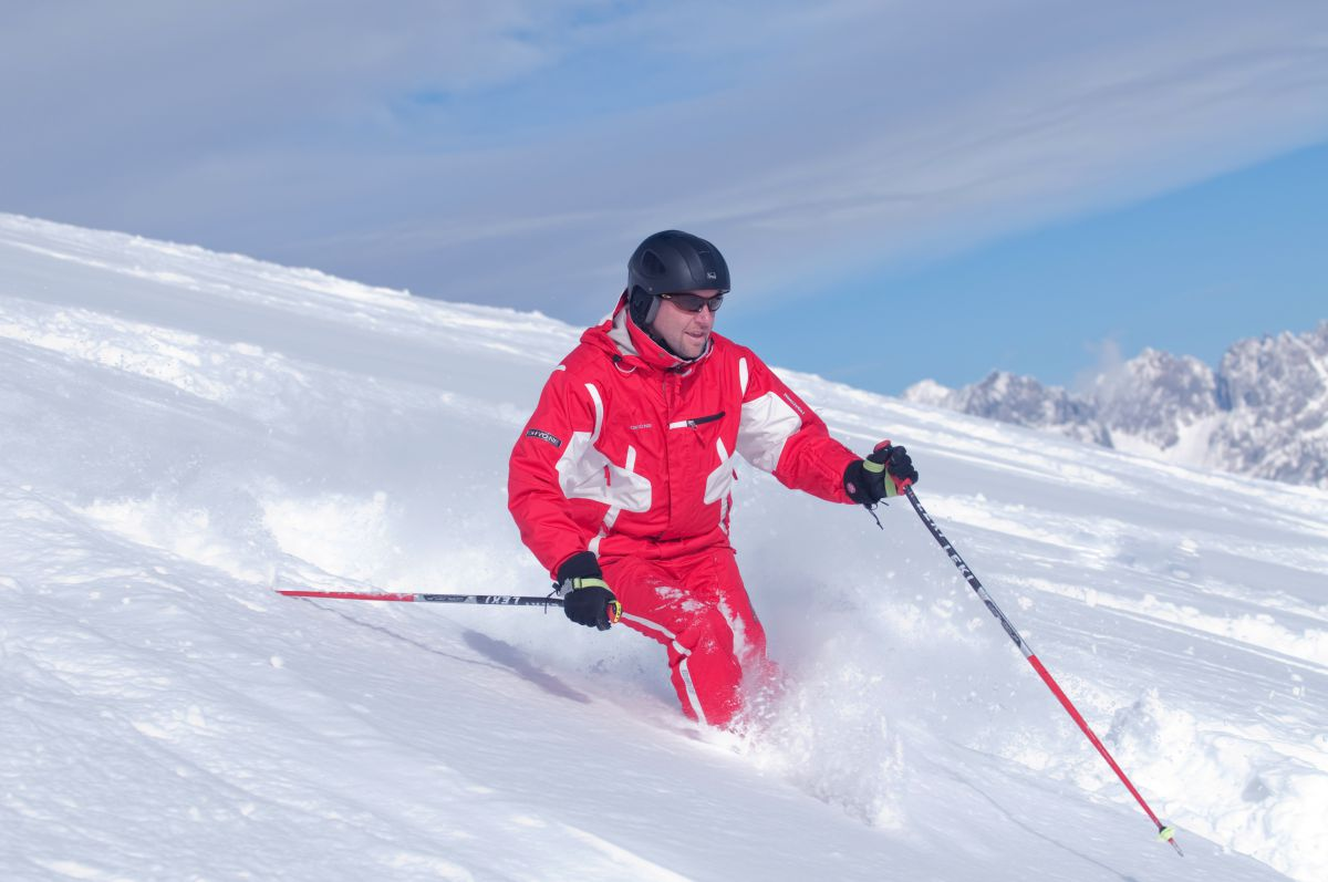 Skitage im Frühling