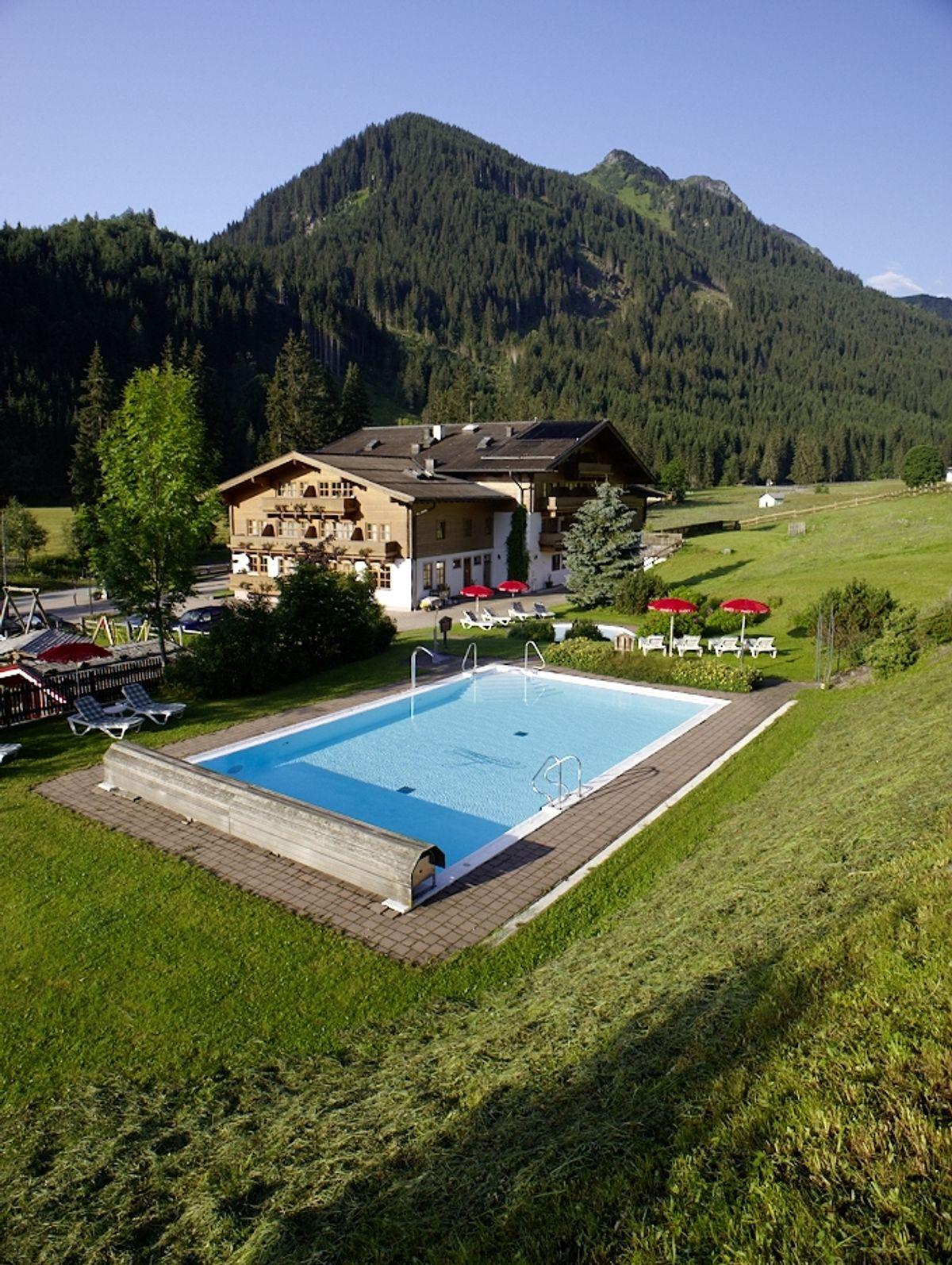 5 Nächte Berge-Relax-Pauschale