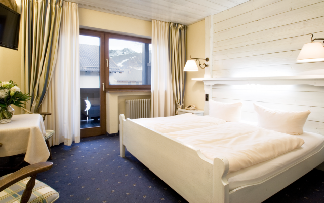 Biohotel Bavaria: Zimmer