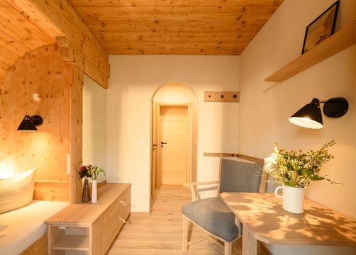 Biohotel Bavaria Garmisch-Partenkirchen Einzelzimmer (4/12) - Biohotel Bavaria