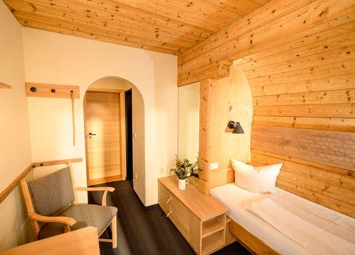 Biohotel Bavaria Garmisch-Partenkirchen Einzelzimmer (7/12) - Biohotel Bavaria