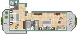 Apartments Apartment Alphubel