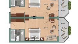 "Appartements Appartement ""Nadelhorn"""