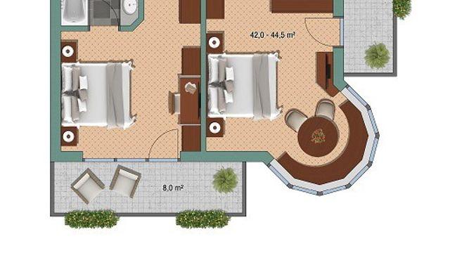 """Apartment """"Mettelhorn"""""""