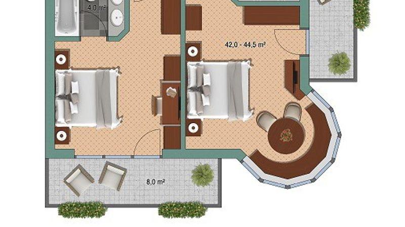 "Appartements Appartement ""Mettelhorn"""