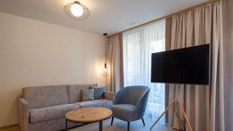 "Doppelzimmer Doppelzimmer ""Nordend"" Komfort - 6 6/6"