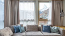 "Appartements Appartement ""Weisshorn"" View - 6 6/8"