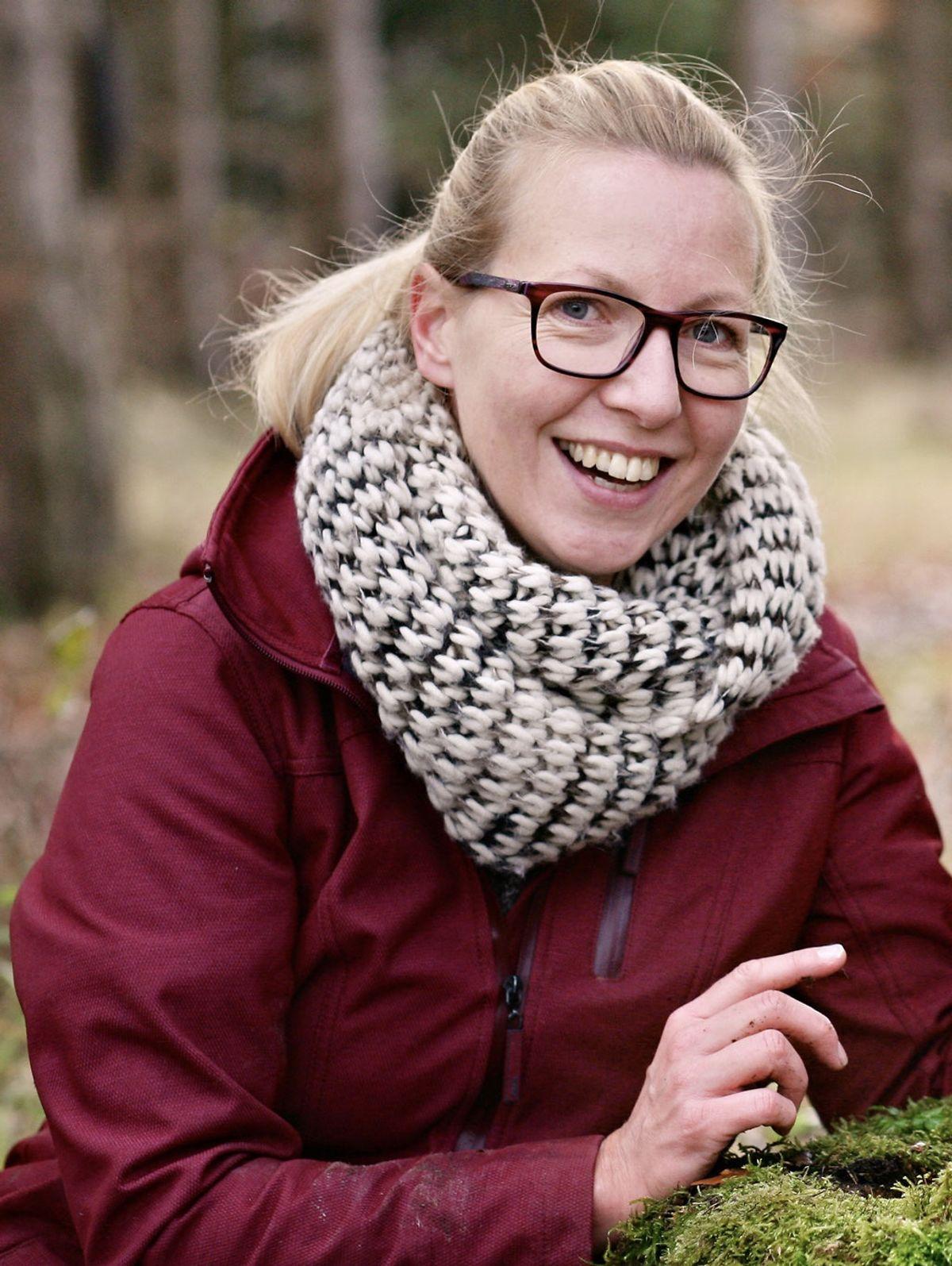Waldbaden fürs Herz & den Verstand mit Diana Richter