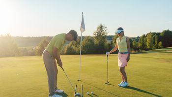 EinkehrSchwung für Golfbegeisterte