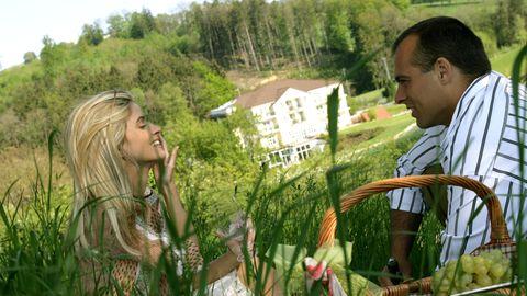 Picknickzeit