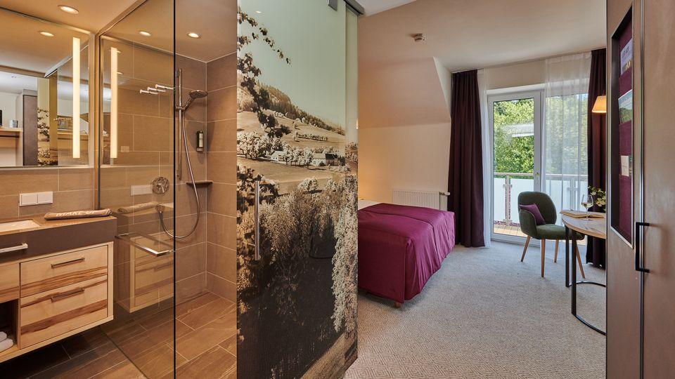 Classic Doppelzimmer Zwetschke