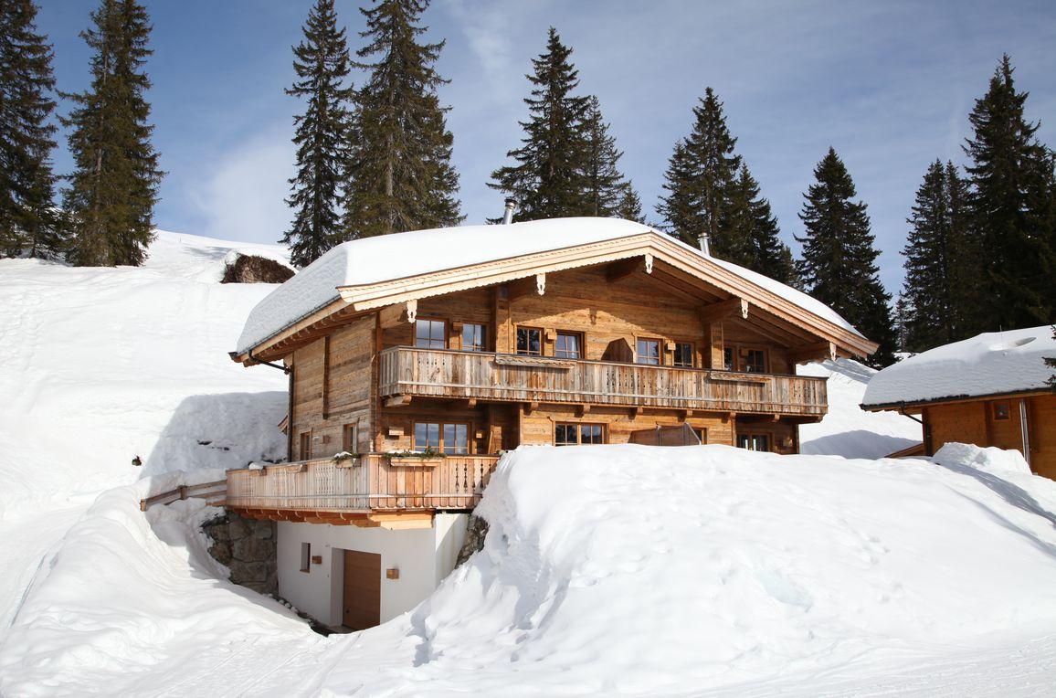 Chalet Brechhorn Premium, winter