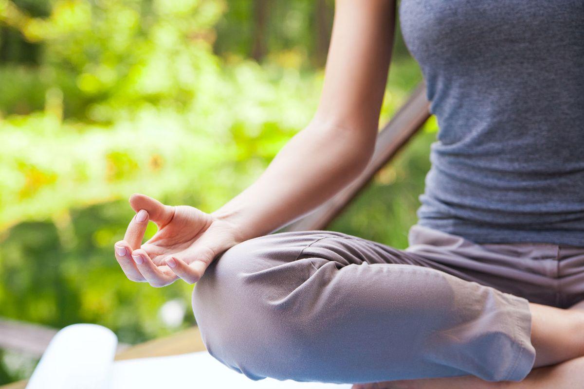 Yoga & Waldbaden