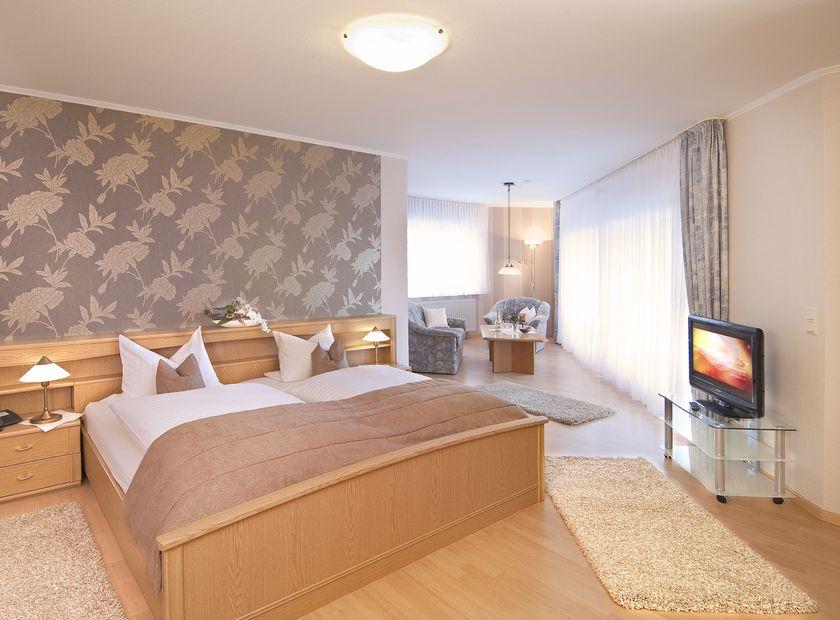 BIO HOTEL Melter: Doppelzimmer Premium - Bio-Hotel Melter, Bad Laer, Niedersachsen, Deutschland