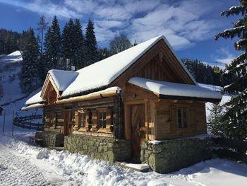 Oberprenner Zirbenhütte - Styria  - Austria