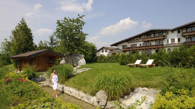 Naturresort Gerbehof - Bio-Landhotel