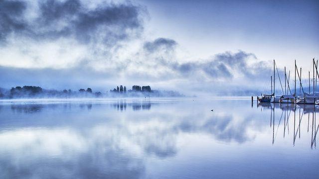 Winterzauber am Bodensee