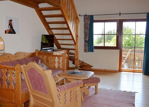 Junior Suite - Gallery | Organic country hotel garni (1/2) - Naturresort Gerbehof