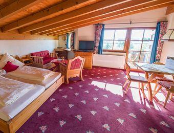 Rose Suite | Organic country hotel garni - Naturresort Gerbehof