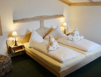 Double room | pension - Naturresort Gerbehof