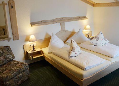 Double room | pension (1/1) - Naturresort Gerbehof