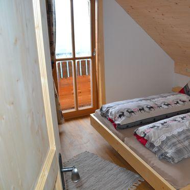 Lärchenhütte , Schlafzimmer