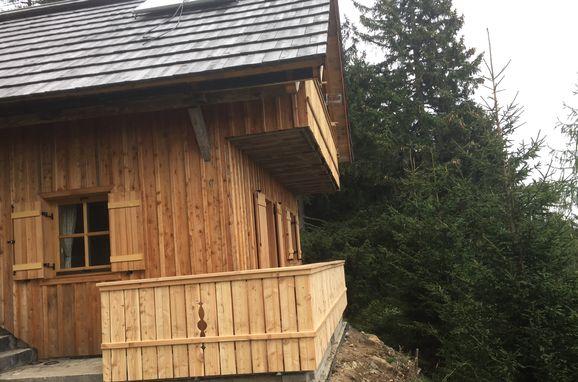 Lärchenhütte , Summer