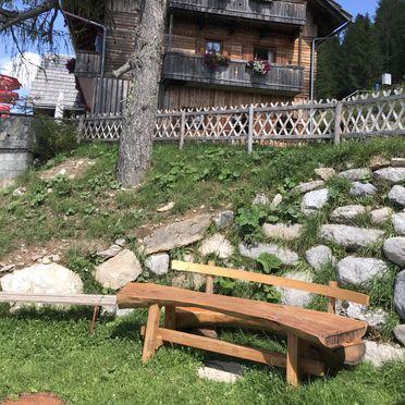 Garden, Lärchenhütte  in Hermagor, Kärnten, Carinthia , Austria