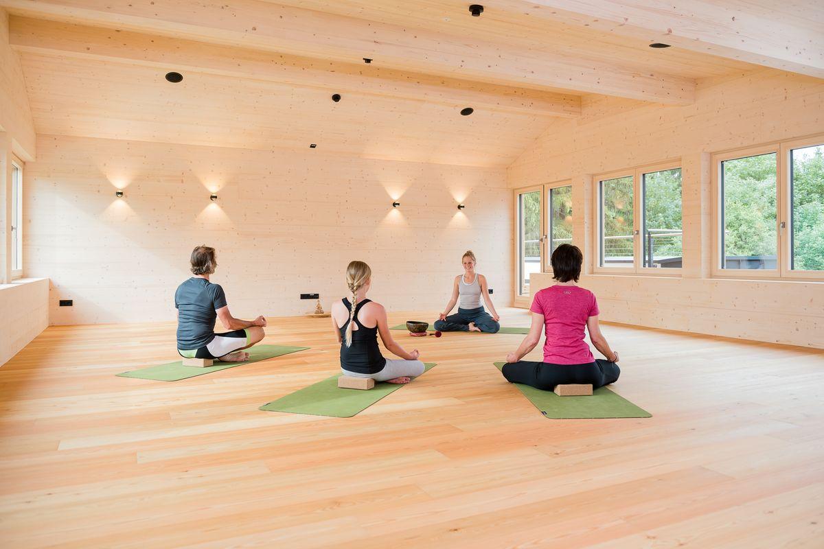 Wellness & Yoga im Biohotel - Buchbar März/April
