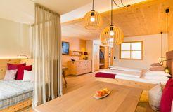 Ulteriore bagliore della suite Pine (5/6) - Biohotel Rupertus