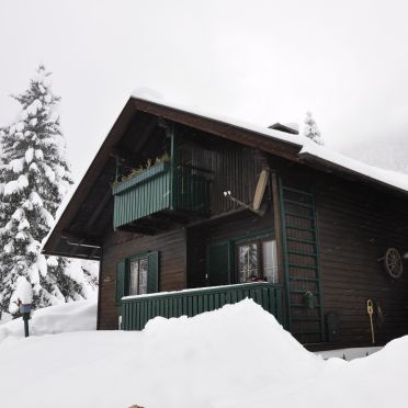 Bodental Hütte, Winter