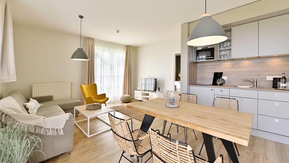 Premium-Apartment Wasserblick