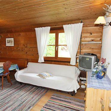 Ausserhof Hütte, Wohnstube