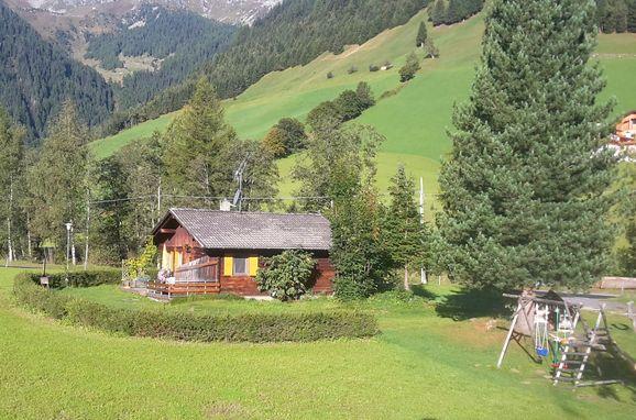 Ausserhof Hütte, Sommer