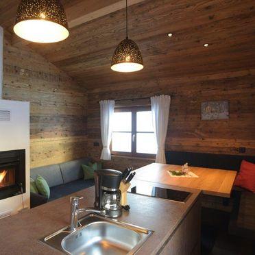 Livingroom, Ausserhof Hütte in Weissenbach, Südtirol, Alto Adige, Italy