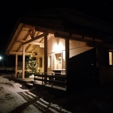 Winter, Ausserhof Hütte, Weissenbach, Südtirol, Trentino-Südtirol, Italien