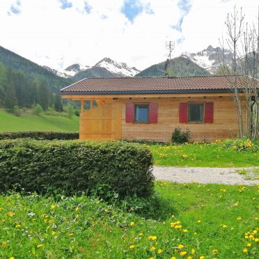 , Ausserhof Hütte in Weissenbach, Südtirol, Alto Adige, Italy