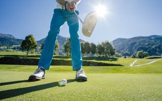 Golf Course Management-Platzrunde mit dem Pro 9 Loch