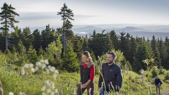 Fastenwandern im Erzgebirge