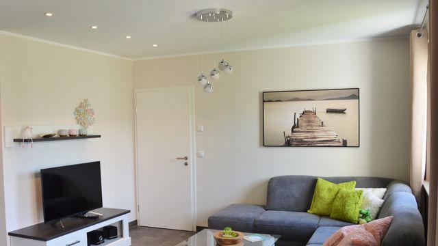 Residenz am Elldus Resort:  Wohnung 4 | 50 qm - 2-Raum