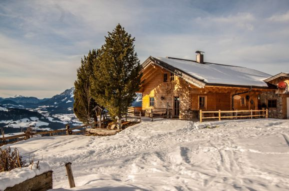 Winter, Steinbergalm, Kitzbühel - Oberndorf in Tirol, Tirol, Tirol, Österreich