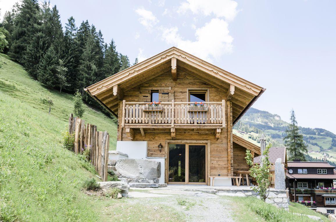 Chalet Almrausch, Sommer