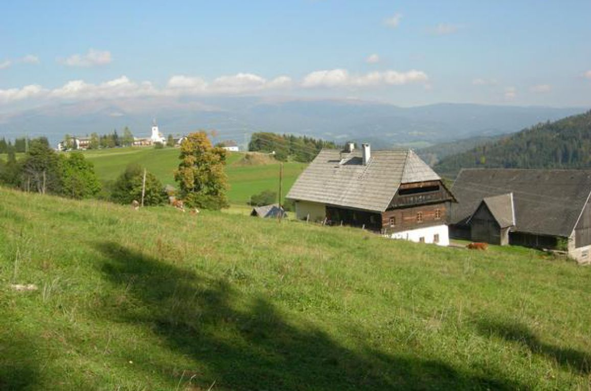 Puachmoar Hütte, Sommer