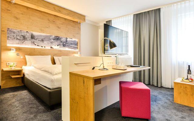 Hotel Zimmer: Deluxezimmer - Hotel Sonne Gengenbach