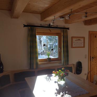 Rengerberg Hütte, Wohnstube