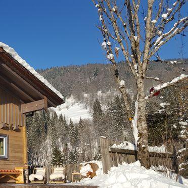 Rengerberg Hütte, Winter