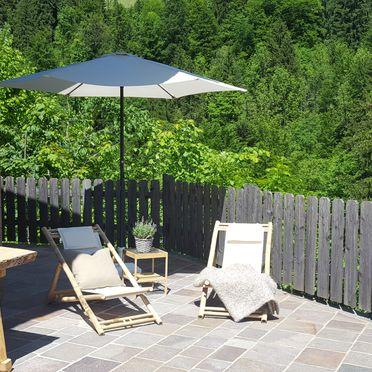 Rengerberg Hütte, Terrace