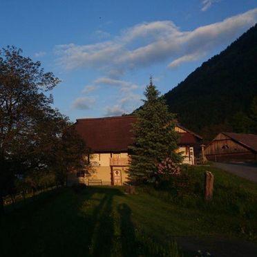 Jagdhaus Kronhof, Sommer