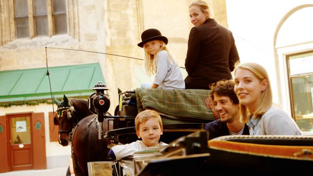 Perfect family holiday in Vienna