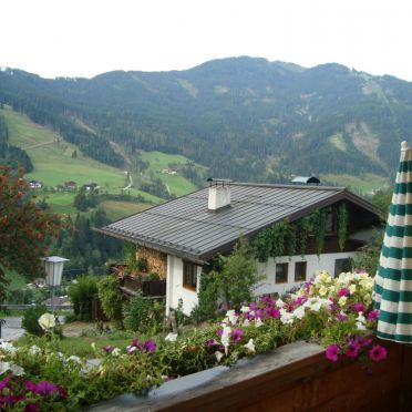 Ferienhaus am Sonnblick, Aussicht
